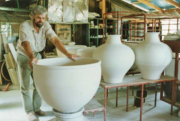 John Dermer parilament house Pottery-Studio-1