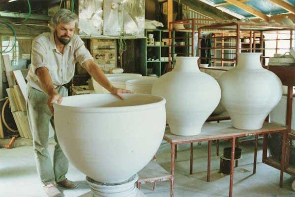 John Dermer parilament house Pottery-Studio-1