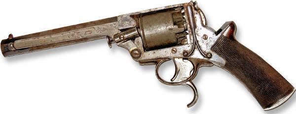 Burke pistol Burke Museum