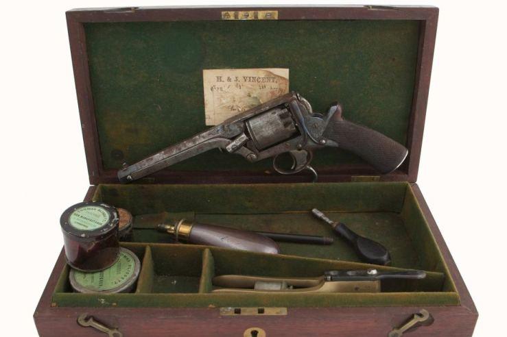 Burke's Pistol ABC